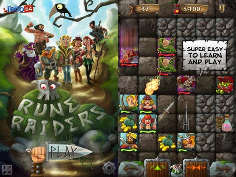 Rune Raiders iPhone app review