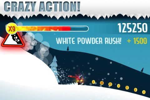 Ski Safari iPhone game review