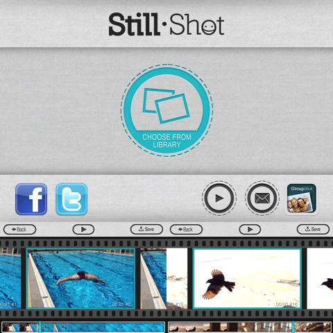 StillShot iPhone app review