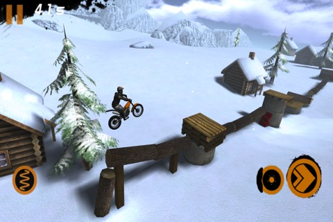 TrialX2 Winter Free iPhone game review