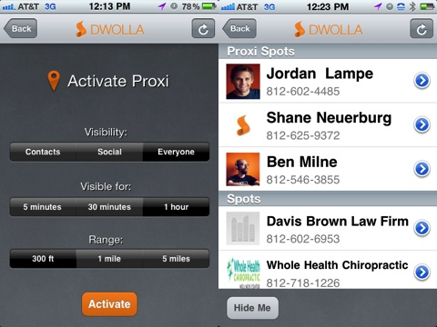 Dwolla iPhone app review