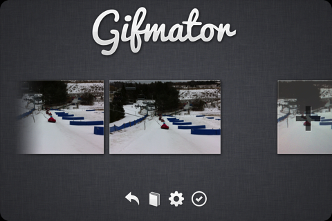 Gifmator iPhone app review