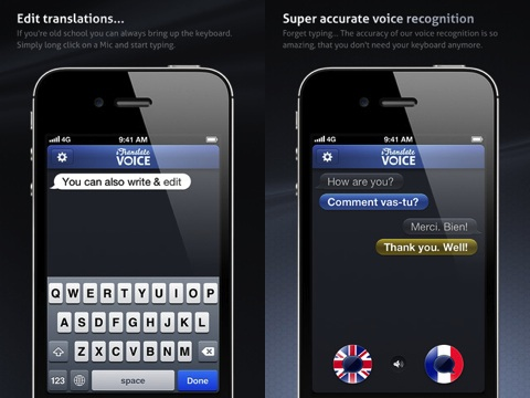 iTranslate Voice iPhone app review