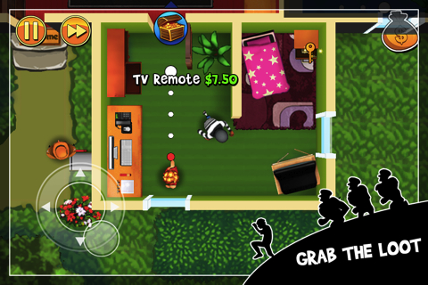 Robbery Bob iPhone app review