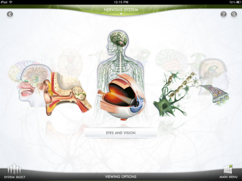 DK The Human Body App iPad app review