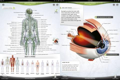 DK The Human Body App iPad app review