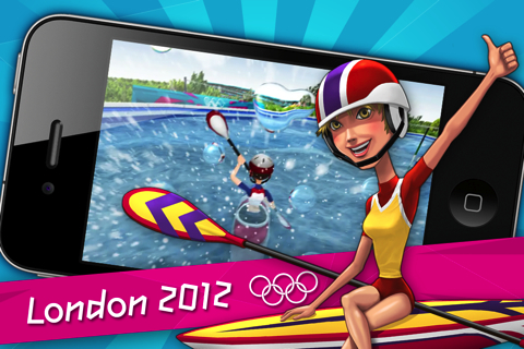 London 2012 - Official Mobile Game (Premium) iPhone app review