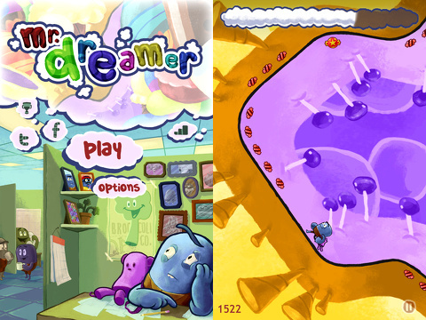 Mr. Dreamer iPhone app review