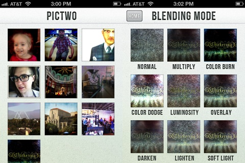 Pictwo - Layered pics for you iPhone app review