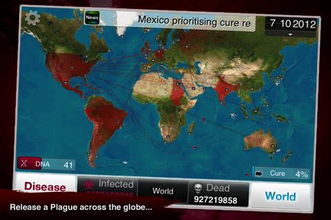 Plague Inc. iPhone app review