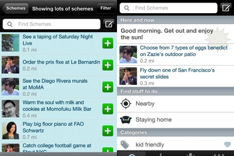 Schemer iPhone app review