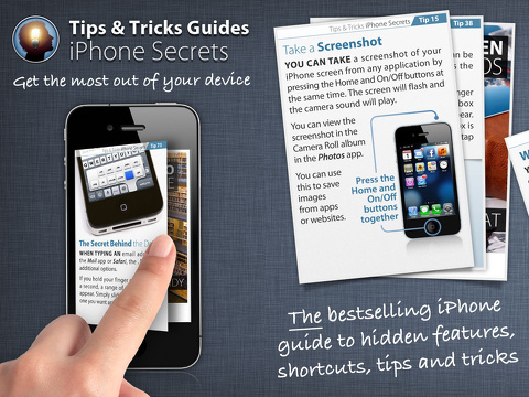 Tips & Tricks - iPhone Secrets app review