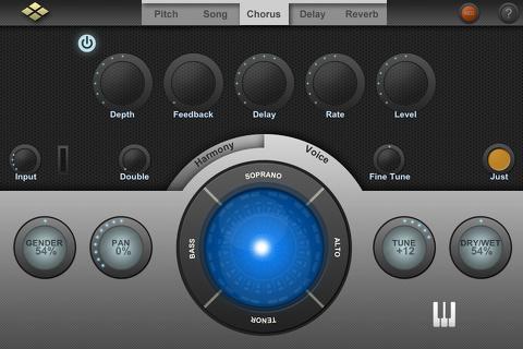 Harmony Voice iPhone app review