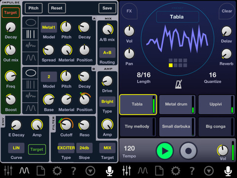 Impaktor – The drum synthesizer review