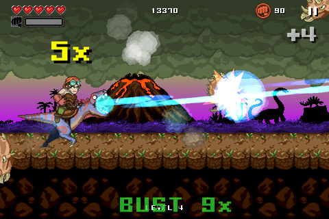 Punch Quest iPhone app review