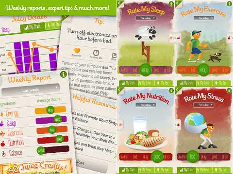 juice iphone app review