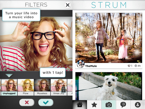 strum iphone app review