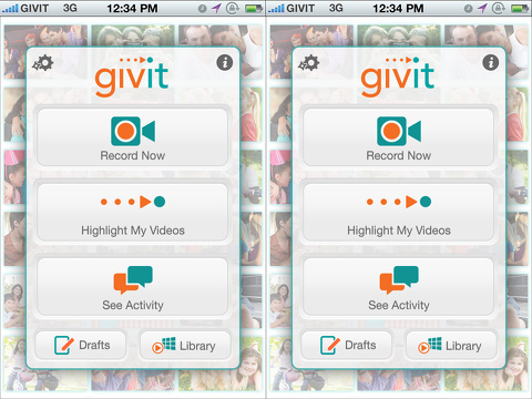 givit video highlighter iphone app