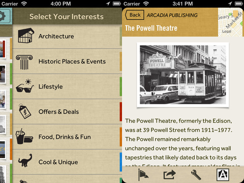 field trip iphone app review