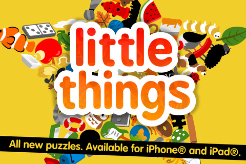 little things forever iphone app review