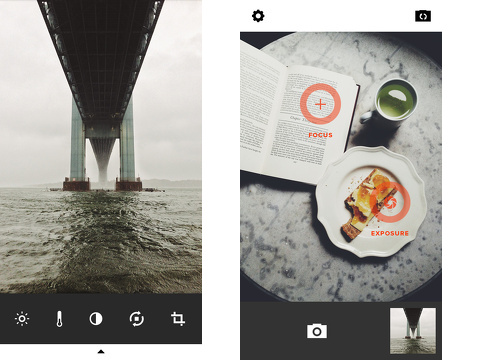 vsco cam iphone app review