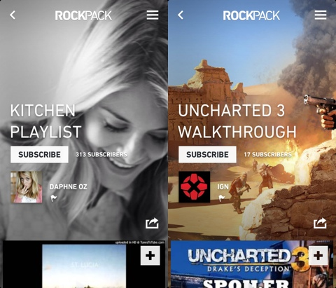 Rockpack - Video & music done right review