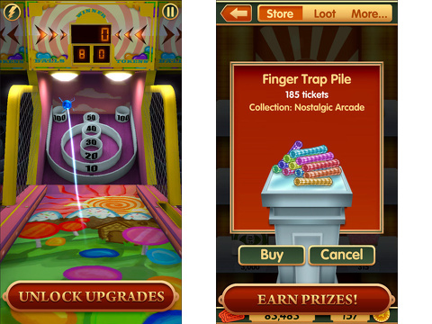 arcade ball iphone app review