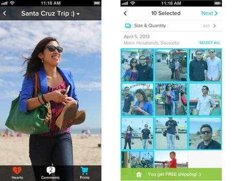 kicksend iphone app review