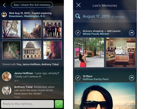 memoir iphone app review