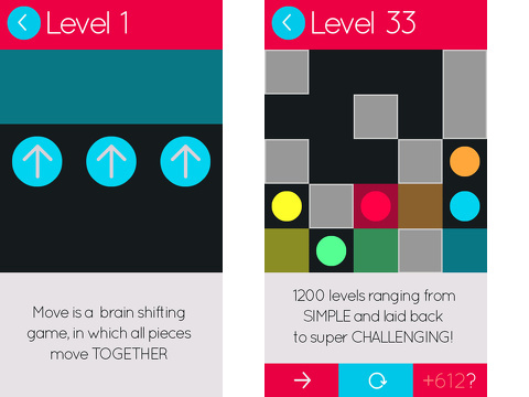 move a brain shifting game iphone app review