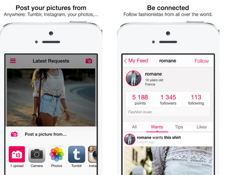 wheretoget fashion shopping iphone app review