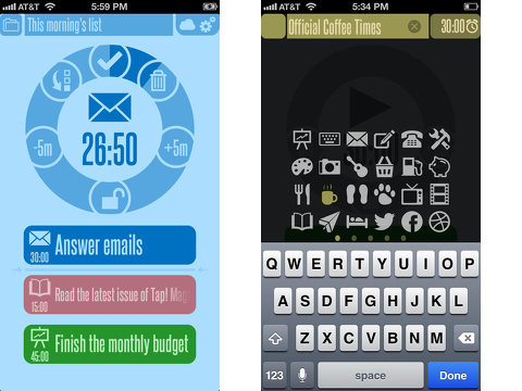 30/30 iPhone App Review