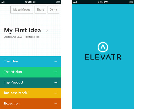 elevatr iphone app review
