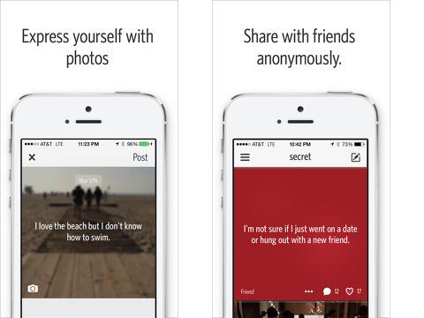 secret speak freely iphone app review