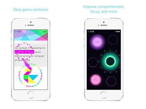 elevate brain training iphone app review