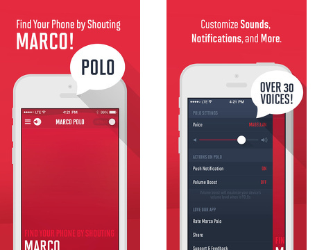 marco polo iphone app review